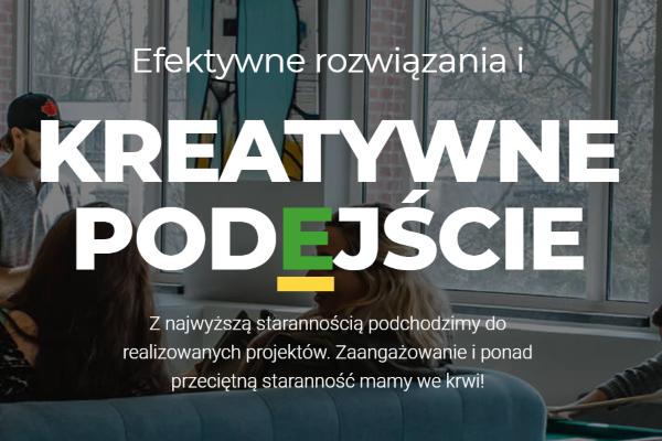 Nowa strona internetowa Prosty Marketing